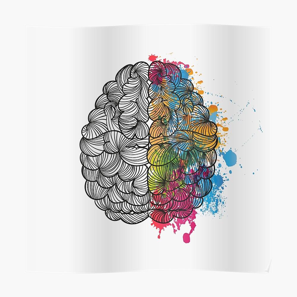 Mi cerebro Póster