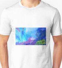 Jardim da Gulbenkian. Garden of Modern Art Centre. Unisex T-Shirt