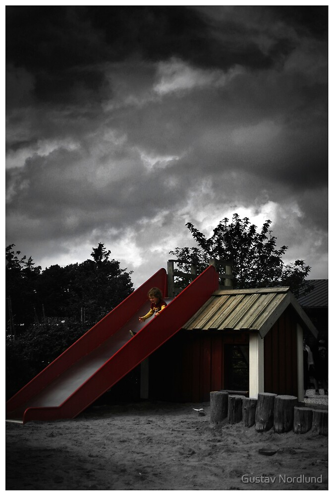 The Playground by Gustav Nordlund