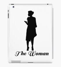 'The Woman' - Irene Adler iPad Case/Skin