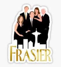 Frasier Sticker