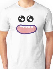 Funny Monster Face Scream Unisex T-Shirt