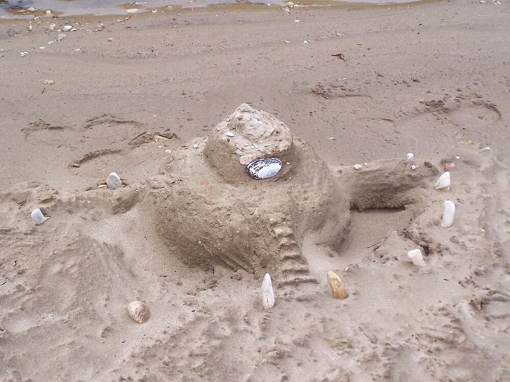 Sand Castle by msjan