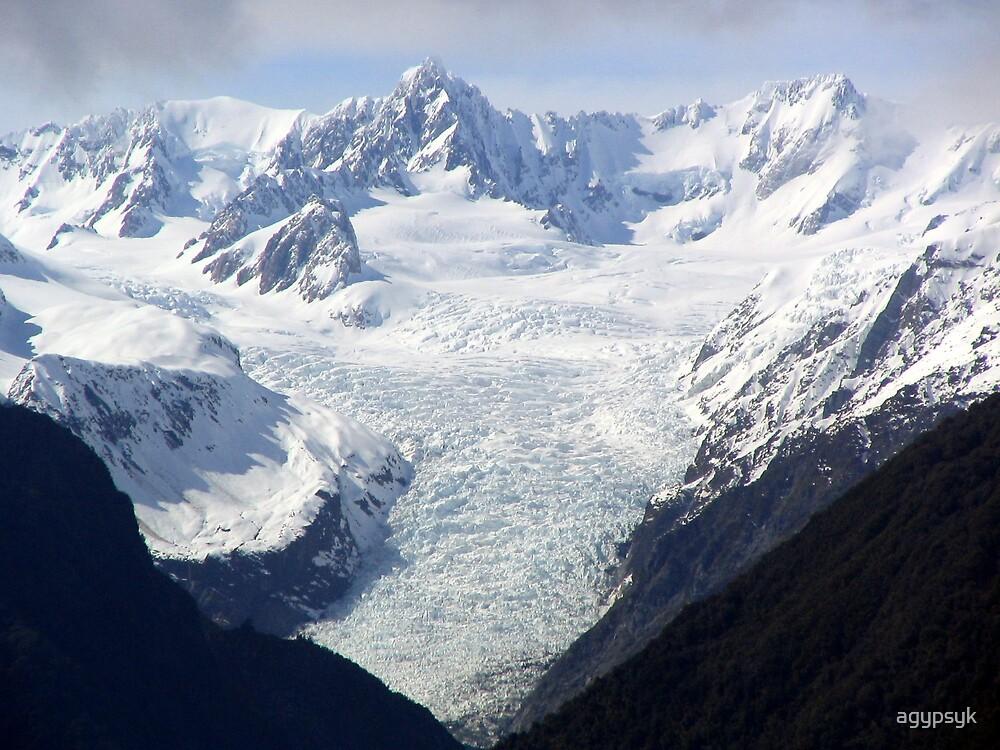 Fox Glacier by agypsyk