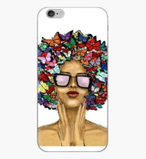 Butterfro iPhone Case