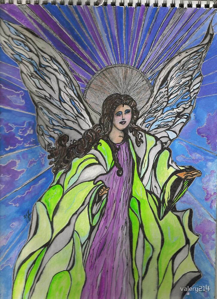 Angel by valery214