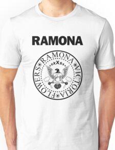 Ramona - Black T-Shirt
