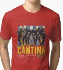 Star Wars - Cantina Band On Tour Tri-blend T-Shirt