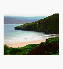 Ballymastocker Bay, Donegal, Ireland Photographic Print