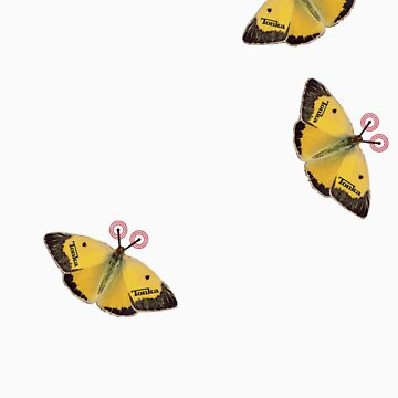 Tonkaflies by betelnut