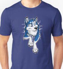 Camiseta unisex PEGADO Husky Blue