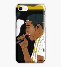 Jay Z- The Performance iPhone Case/Skin