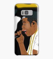 Jay Z- The Performance Samsung Galaxy Case/Skin