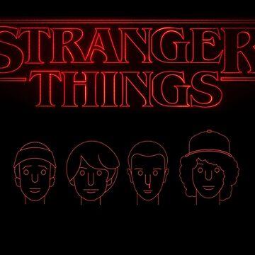 Stranger Things  by boyinkus