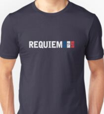 Alma - Requiem [2017, France] Unisex T-Shirt