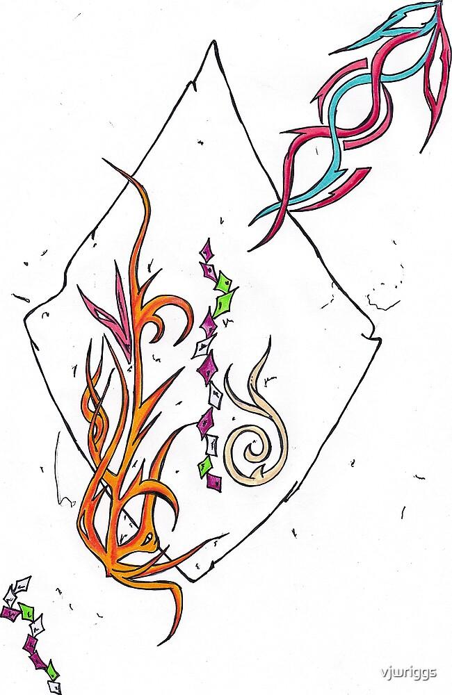 Diamond Spike  by vjwriggs