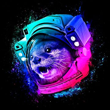 Otter Space by rasabi