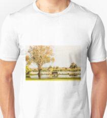 Herdsman Lake - Water Seat Unisex T-Shirt