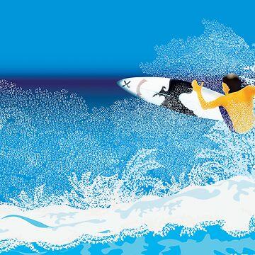 Surfs Up by danielmarshall