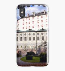 Ambras Castle in Innsbruck Spanish Hall, Tirol iPhone Case/Skin