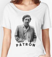 Pablo Escobar | El Patron Women's Relaxed Fit T-Shirt