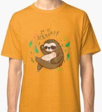 I am so slothvely Classic T-Shirt