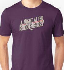 A Night At The Roddenberry T-Shirt