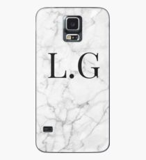Personalised CHECK ARTIST NOTES Case/Skin for Samsung Galaxy