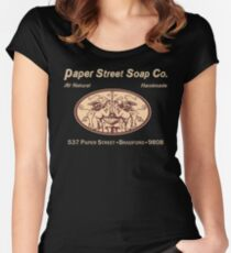 Paper Street Soap Co.T-Shirt Women's Fitted Scoop T-Shirt