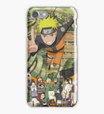 Naruto Uzumaki Hokage iPhone Case/Skin