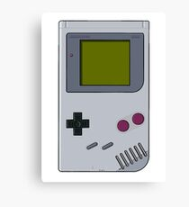 GameBoy Canvas Print