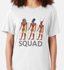 Squad - Egyptian Pharoahs Slim Fit T-Shirt