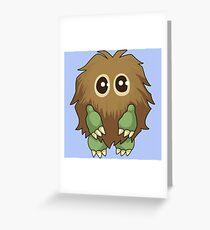 Kuriboh Greeting Card