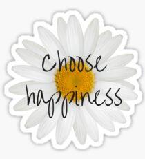 Choose Happiness Sticker