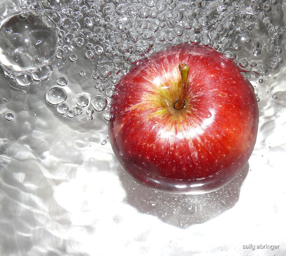 Apple by sally ebringer