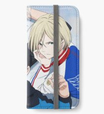Yuri on Ice iPhone Wallet/Case/Skin