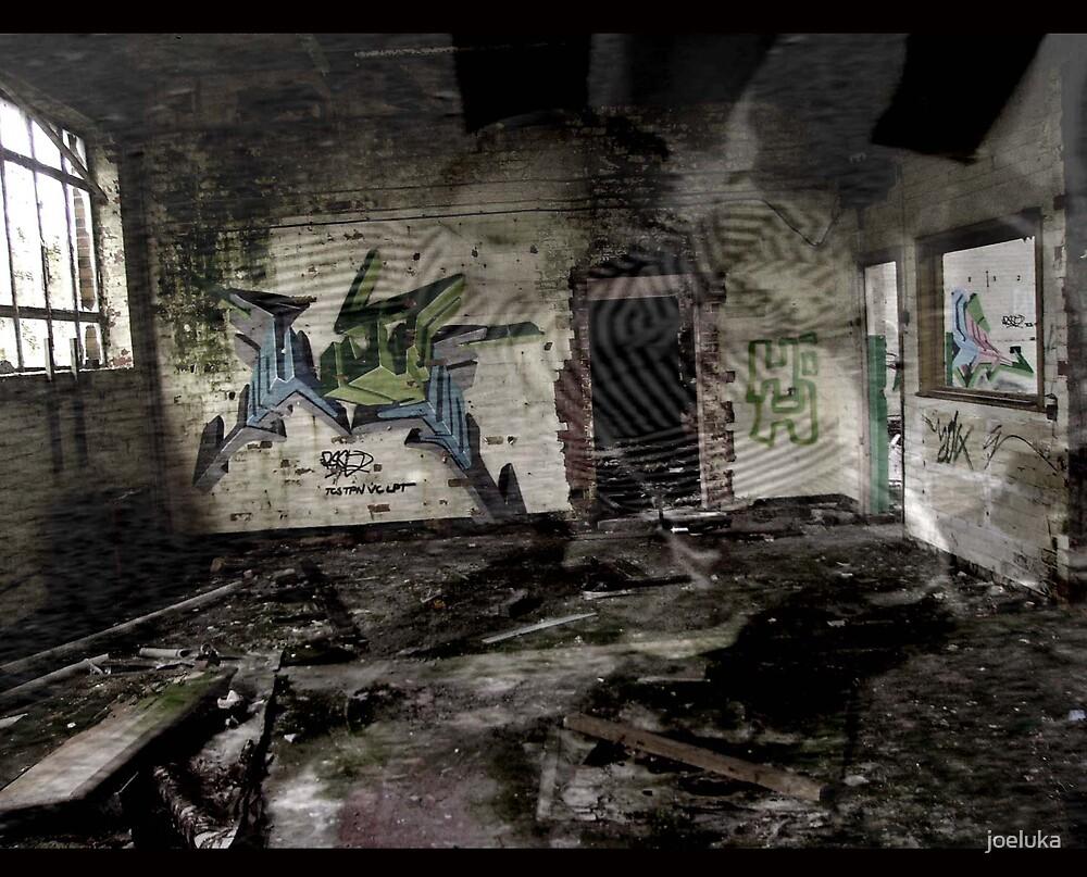 Ghosts-part II by joeluka