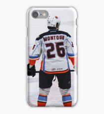 Brandon Montour iPhone Case/Skin