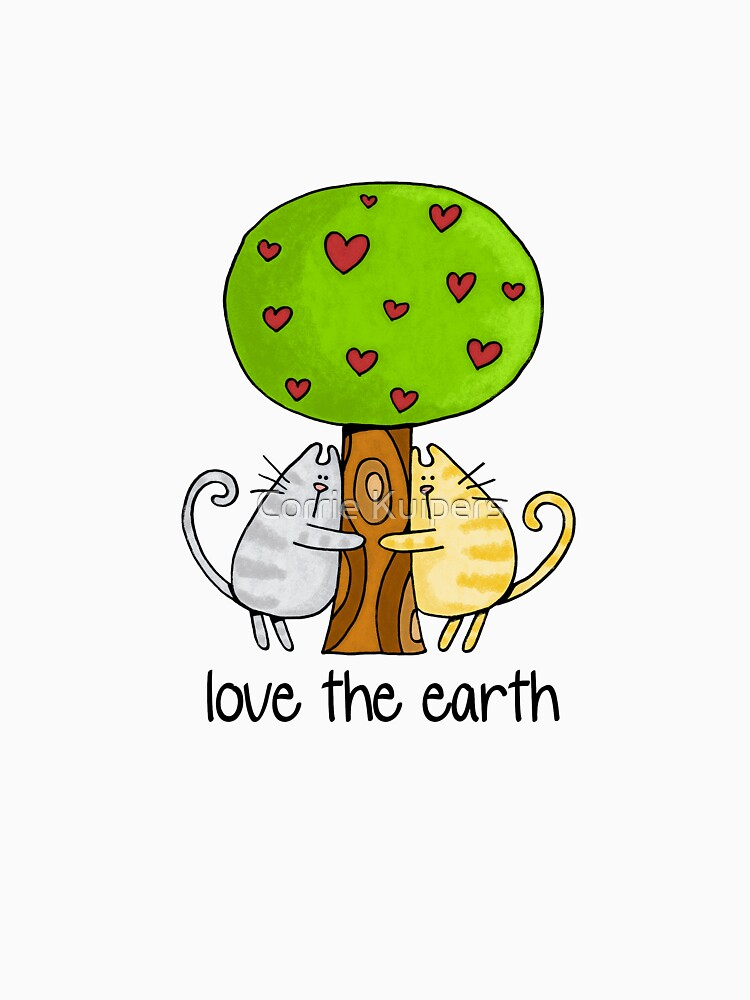 Love the earth by cfkaatje