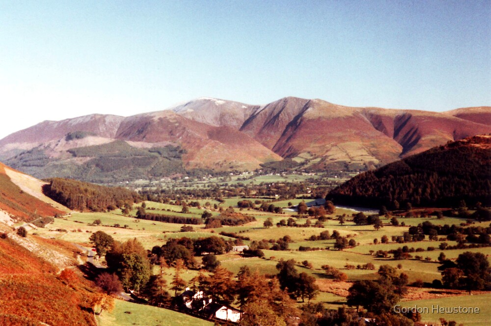 Skiddaw by Gordon Hewstone