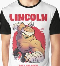 Lincoln - Dark and Dense Graphic T-Shirt