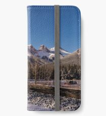 The Calm After the Clatter iPhone Wallet/Case/Skin
