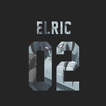 Elric jersey #02 by Aaronoftheyear