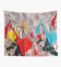 Fair in Andalusia Wall Tapestry