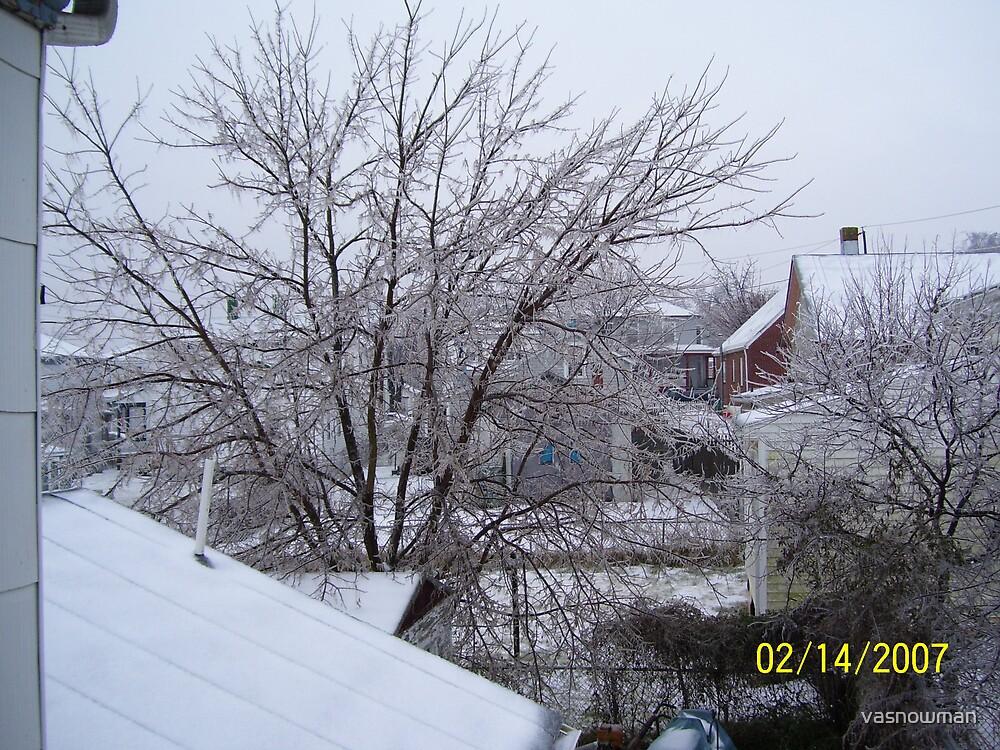 let it snow let it snow let it snow by vasnowman