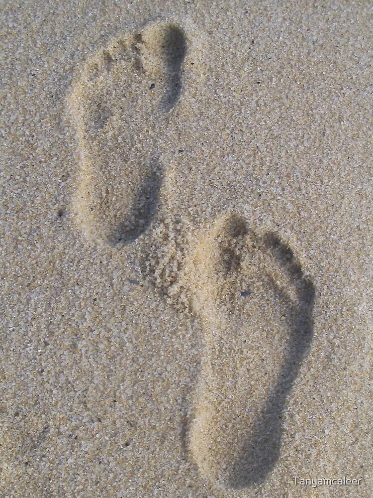 Footprints, Langkawi by Tanyamcaleer