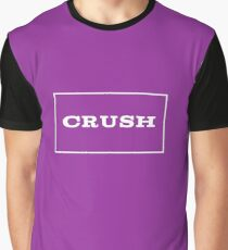 "Great Words - ""Crush"" Graphic T-Shirt"