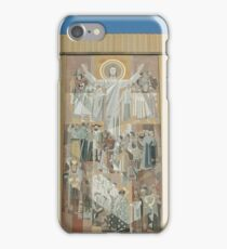 Hesburgh Library-University of Notre Dame iPhone Case/Skin