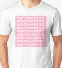 "Hello, Ron? Trixie Mattel ""Hotline Bling"" Print Unisex T-Shirt"
