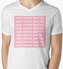 """Hello, Ron? Trixie Mattel """"Hotline Bling"""" Print Mens V-Neck T-Shirt"""